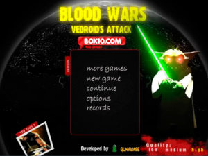 Blood Wars - Vedroid's Attack