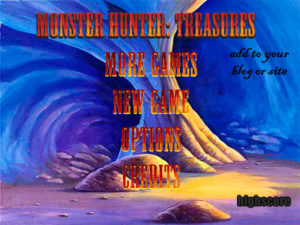 Monster Hunter Treasures